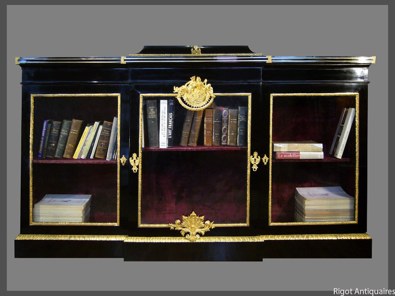 Bibliotheque Louis XIV