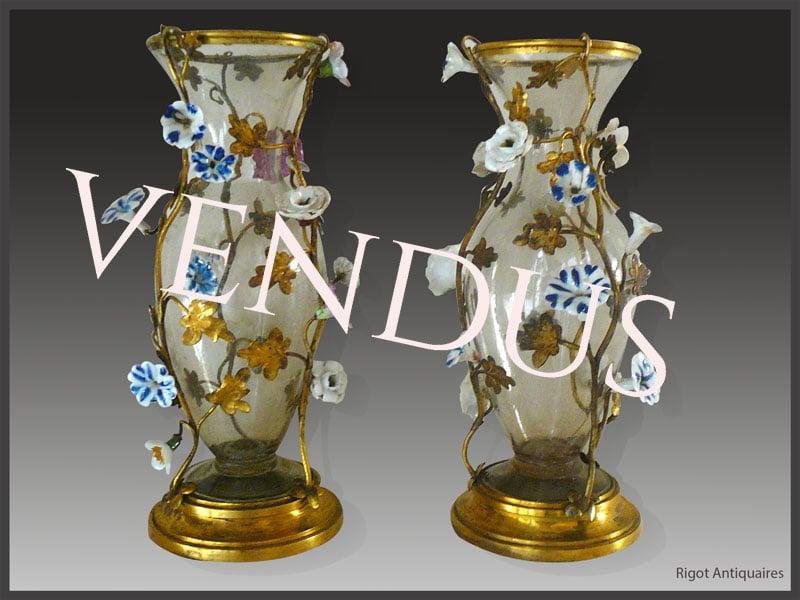 Vases Vincennes
