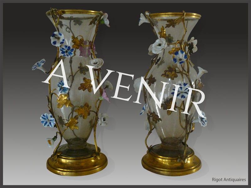 Vases Louis XV