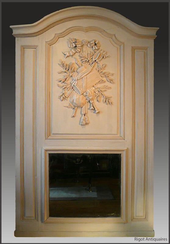 Trumeau provencal