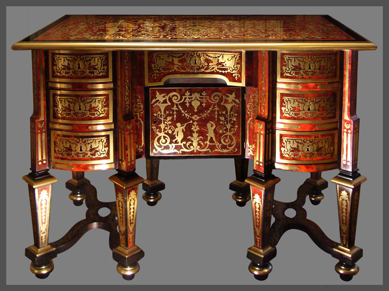 Marqueterie Boulle