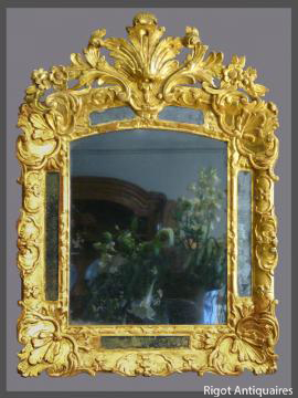 Miroir Régence