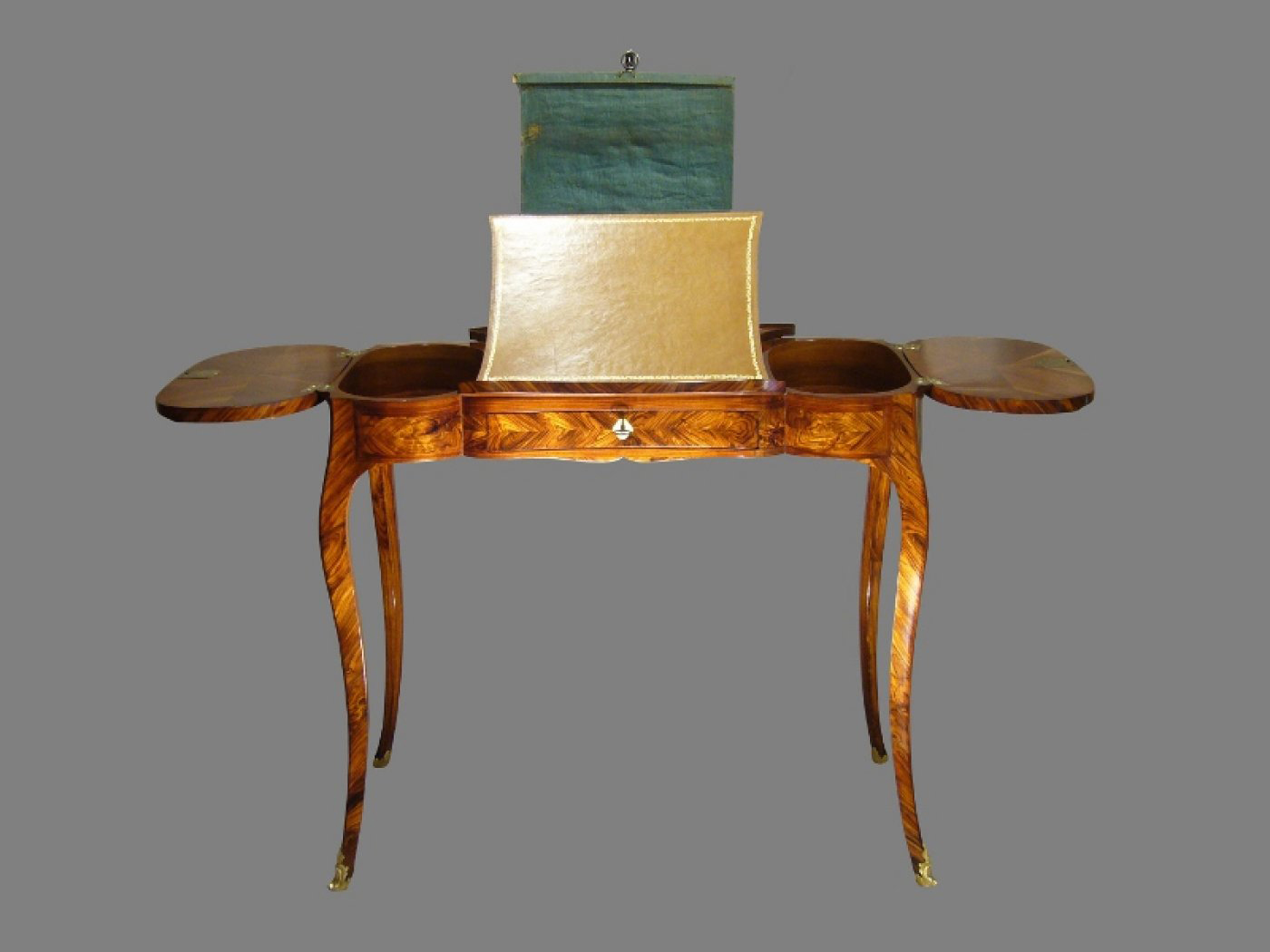 Table liseuse d'époque Louis XV